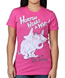 Womens Dr. Seuss Horton Hears a Who T-Shirt