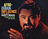 Afro-Cuban Influence - The Big Band Of Shorty Rogers Featuring Carlos Vidal And Modesto. LP