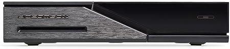 Dreambox DM520 S2 TV Set-Top Boxes Cable,Ethernet (RJ-45) Alta Definición Total Negro - Reproductor/sintonizador (Cable,Ethernet (RJ-45), DVB-S2, 1080p, MPEG2, H.264,H.265, 10,100 Mbit/s)