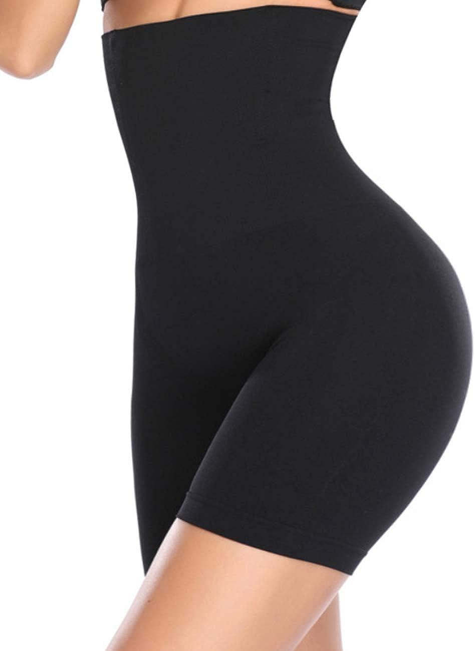 VENDAU Waist Shapewear Power Shorts Compression High Waisted Body Shaper Panties at  Women's Clothing store
