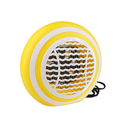 Bug Zapper Electronic Mosquito Killer COOFINE Nontoxic Mosquito Inhaler Lamps Trap for Indoor Use No Radiation Safe to Children and Pets