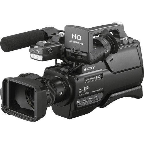 sony-hxr-mc2500e-shoulder-mount-avchd-camcorder-pal-internationa-model-no-warranty