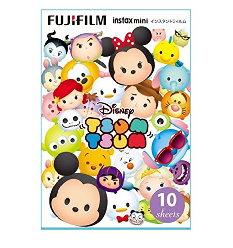 Fujifilm Instax Mini Instant Film (10 sheets, Tsum Tsum 2016) (Disney Film Frozen)