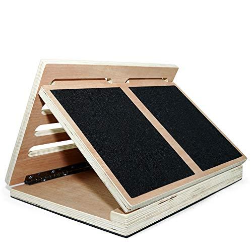 Yes4All Premium Adjustable WoodenSteel