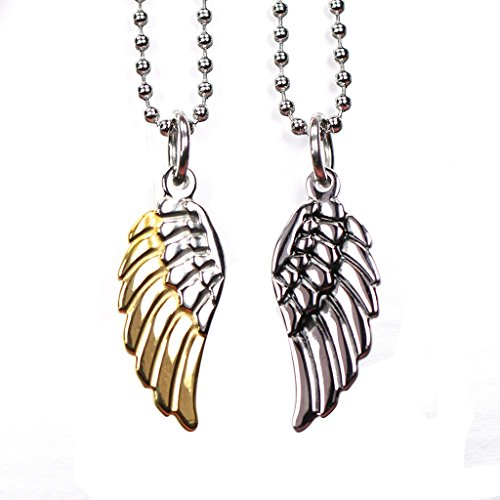 devil and angel necklace - 4