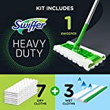 Swiffer Sweeper Dry and Wet Floor Mopping and