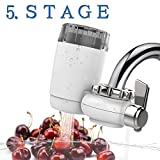 On Faucet Water Filter, [5 STAGE] ,Resource of Life
