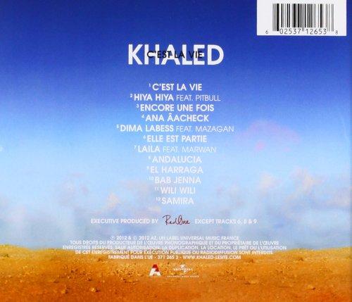 HIYA KHALED MP3 2012 DE TÉLÉCHARGER FEAT.PITBULL CHEB 2.HIYA