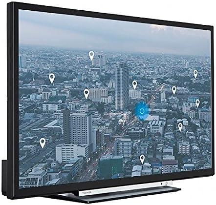 32 Smart TV HD 3 HDMI 2 USB: Toshiba: Amazon.es: Electrónica