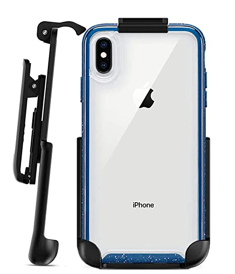 the latest 6d974 ba01b Encased Belt Clip Holster Compatible with Otterbox Traction Case - Apple  iPhone Xs MAX (case not Included)