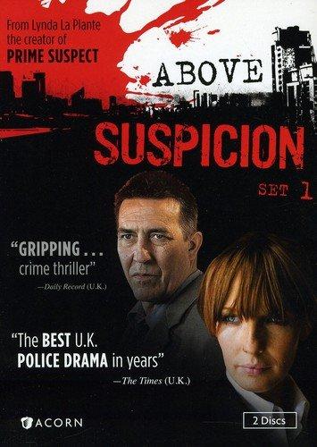 Above Suspicion, Set 1 - Boxed Above