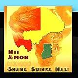 Ghana Guinea Mali