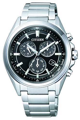 - Citizen Mens Chronograph Solar Powered Watch with Titanium Strap BL5530-57E