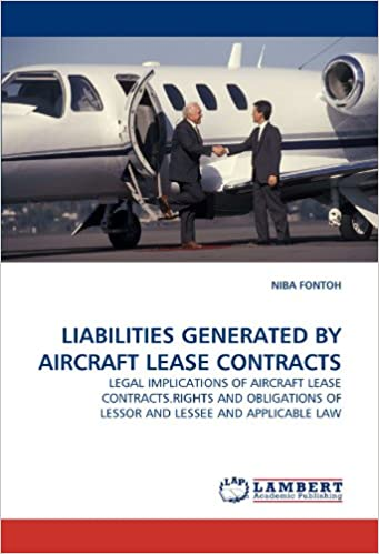 Amazon Liabilities Generated By Aircraft Lease Contracts Legal