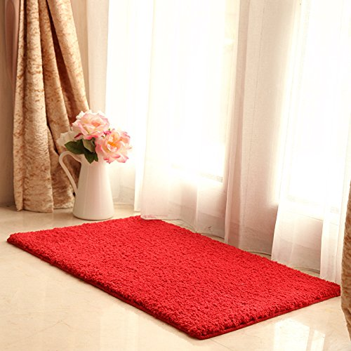 xxl Confortable coton tapis absorbants tapis salle de bain tapis cuisine plancher tapis bain tapis anti-d¨¦rapant , 1