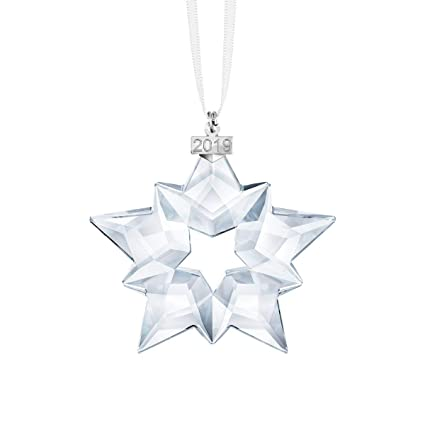 a1a3756f3ce3f Swarovski Annual Edition 2019, Large Christmas Ornament, Clear