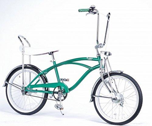 【VOLT】ローライダーバイク湘南鵠沼海岸発信 B06W2LVKDD グリーン グリーン