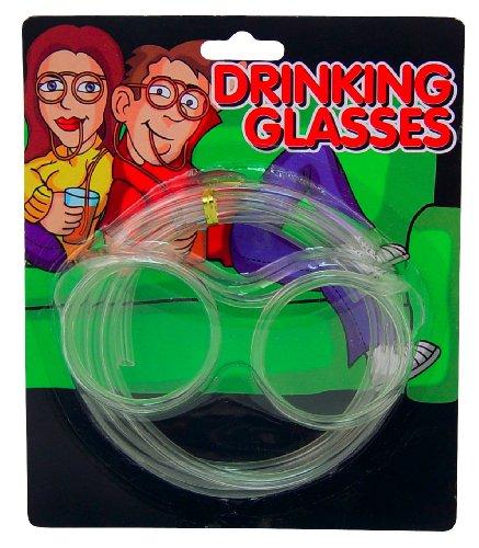 Island Dogs Drinking Glass ()