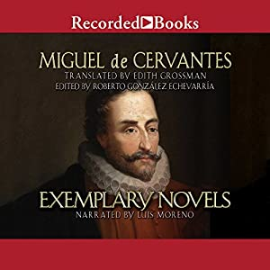 Exemplary Novels Audiobook