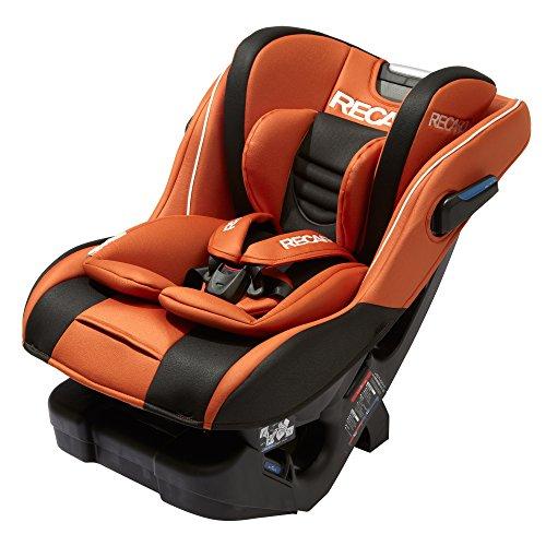 Recaro Start Zero Seven Alto Orange RC 550.07 Long use type until newborn ~ 7 years old -Japan import by premium-japan