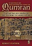 capa de O Mistério do Pergaminho de Cobre de Qumram