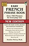 img - for Easy French Phrase Book NEW EDITION: Over 700 Phrases for Everyday Use (Dover Language Guides French) book / textbook / text book