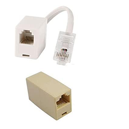amazon com rj45 ethernet cable connector(f to f type) and rj45 toEthernet Cable Connector Adapter #2