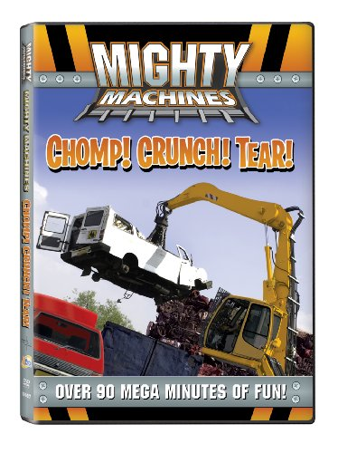 Mighty Machines: Chomp! Crunch! ()