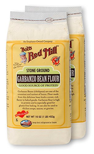 Bob's Red Mill Garbanzo Bean Flour - 16 oz - 2 - Garbanzo Flour Bean