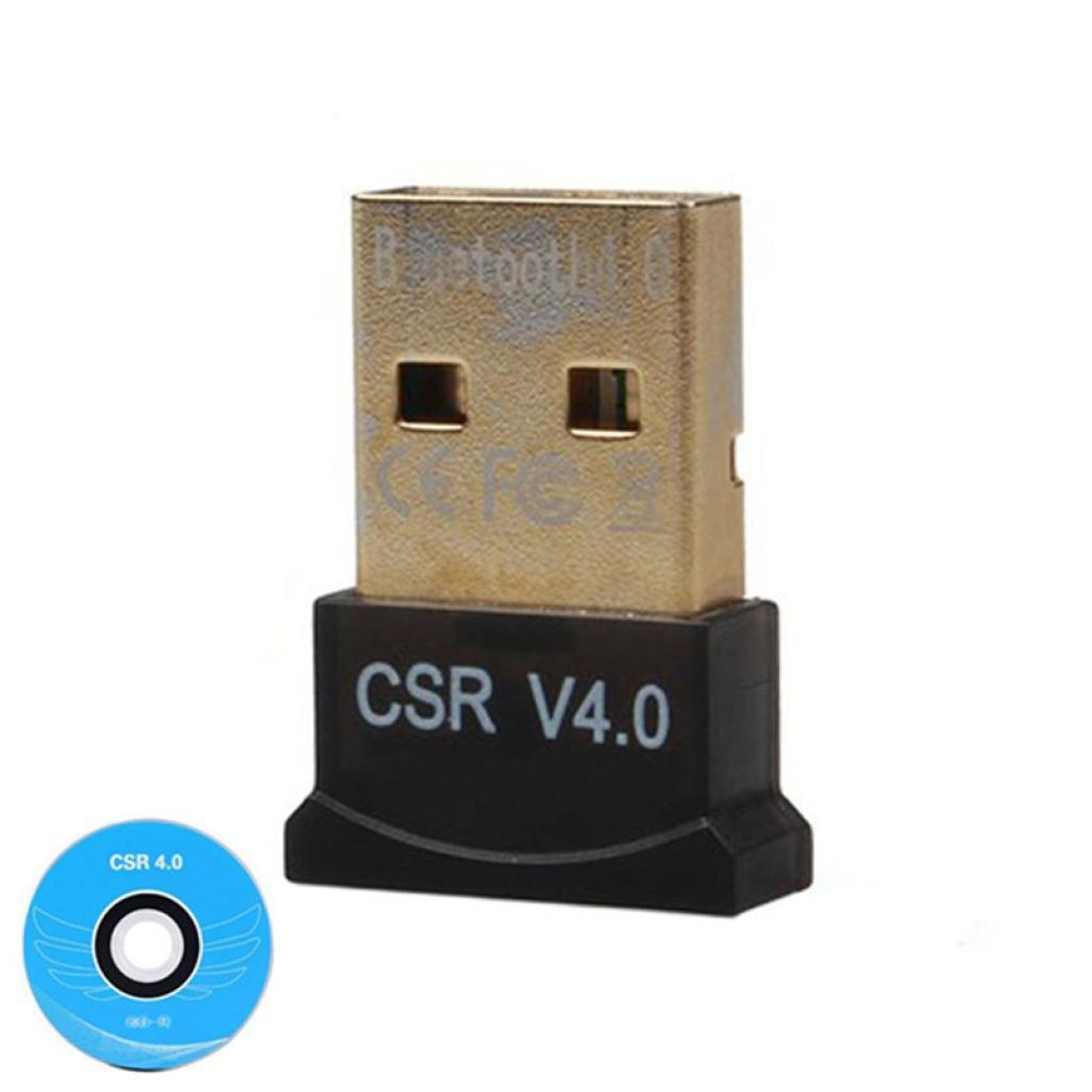Dreamyth Mini USB Bluetooth V4.0 Dongle Dual Mode Wireless Adapter For Laptop PC (Black)