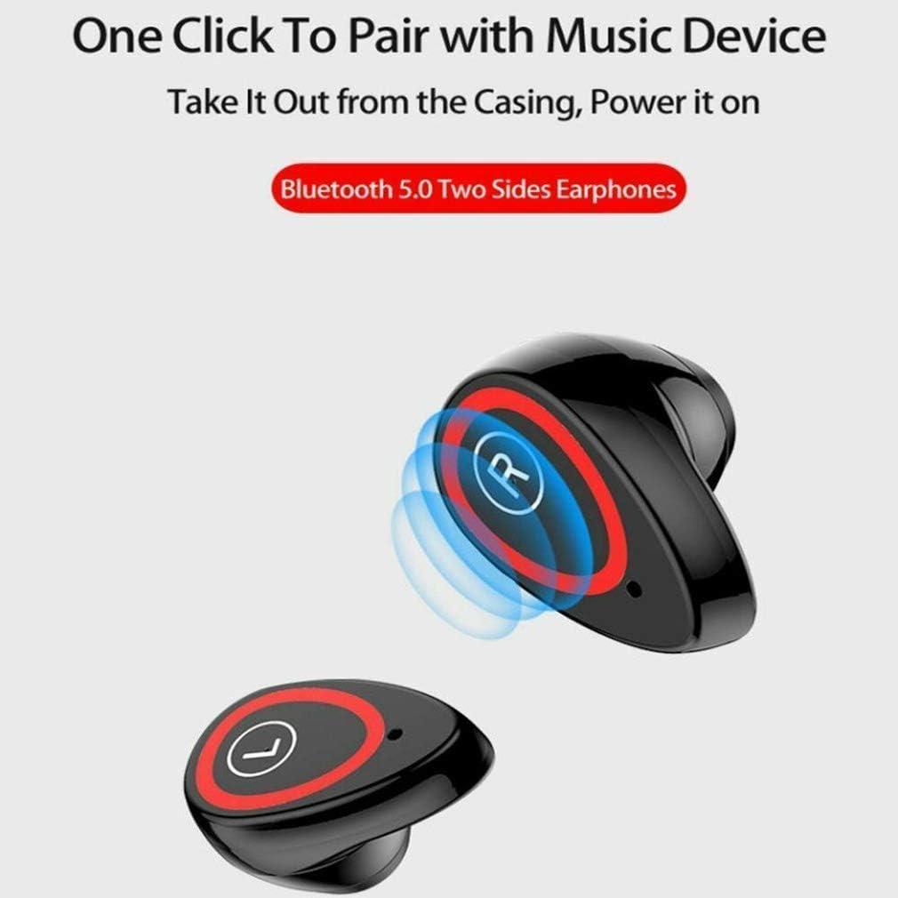 ELEXTOR Earbuds SmartWatch,M1 2 en 1 pulsera inteligente auricular ...