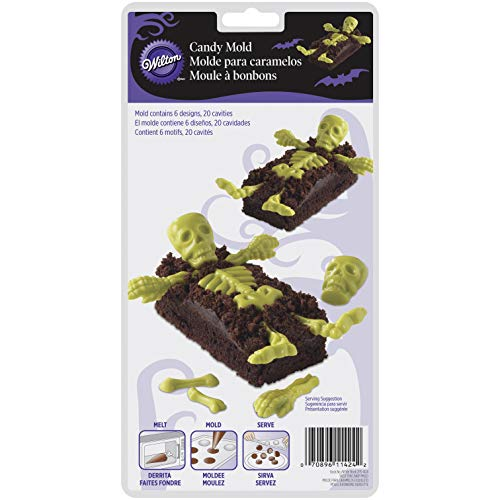 (Wilton Skeleton Bones Candy)
