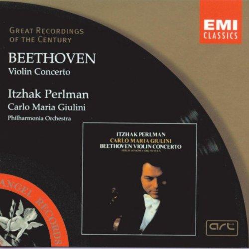 - Beethoven: Violin Concerto in D major, Op. 61