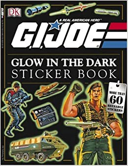 Book Glow in the Dark GI Joe (Ultimate G.I. Joe)
