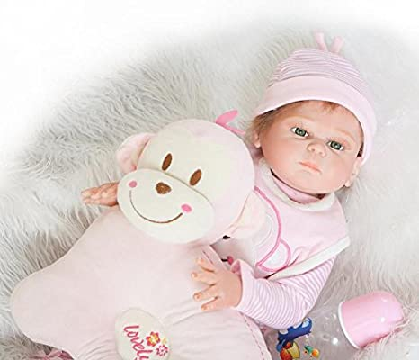Amazon.com: Maide Reborn Baby Doll 22