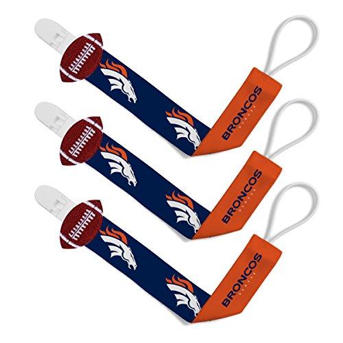 - Baby Fanatic NFL Denver Broncos Sports Fan Apparel, Multicolor