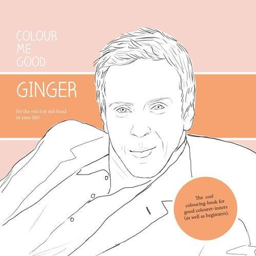 Colour Me Good Ginger