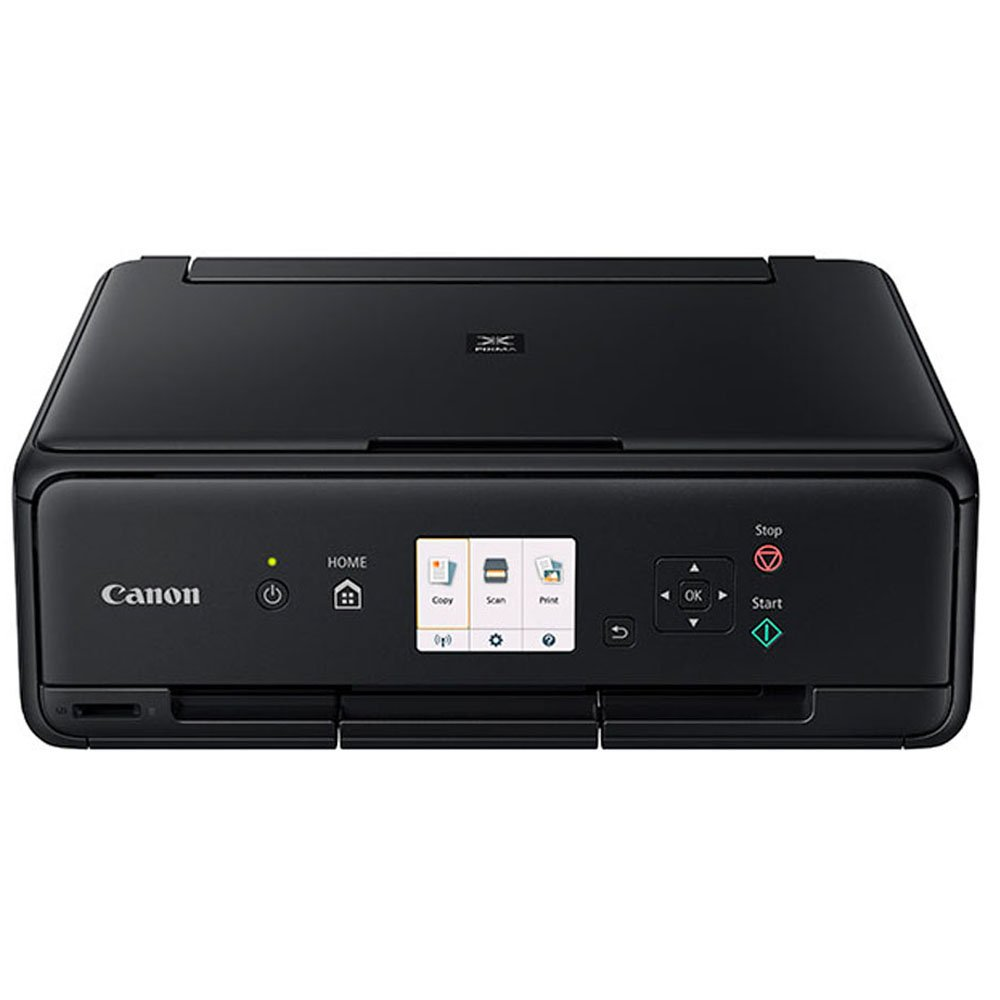 Canon Office Products PIXMA TS5020 BK Wireless color Photo Printer with Scanner & Copier, Black by Canon