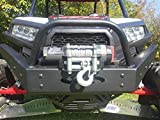Polaris Rzr XP1000 Extreme Front Bumper w/ Winch Mount by EMP 12375