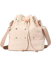 Canvas Women's Casual Sports Daypack crossbag Outdoor School Bag Book Bag
