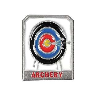 Empire Archery Target Pin 1''x2'' Pwtr