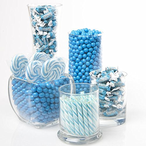 Blue Candy Kit - Party Candy Buffet Tabl