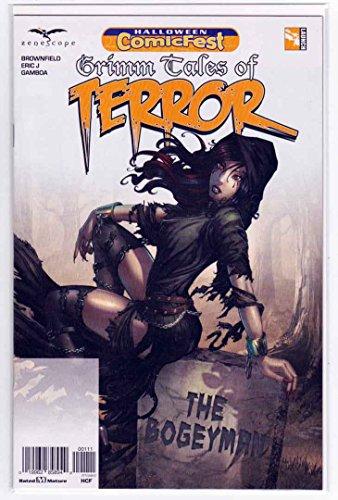 Grimm Tales of Terror (2017) ComicFest (Tales Of Halloween 2017 Online)