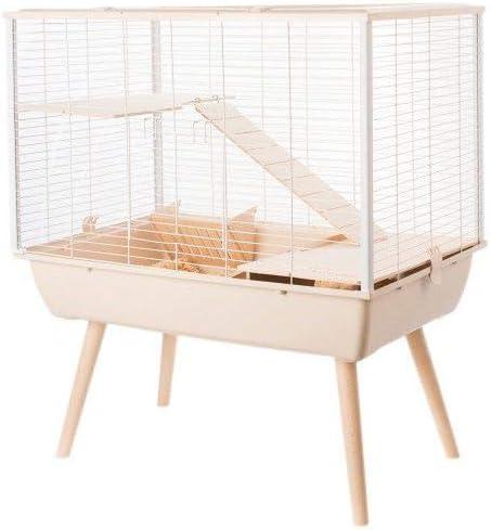 Zolux - Jaula Neo Muky para grandes roedores de 58 cm.