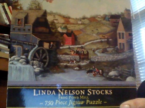 Linda Nelson Stocks Frog Pond -
