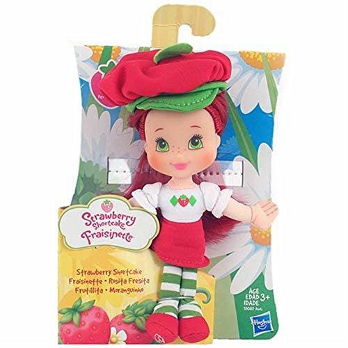 Strawberry Shortcake - Dolls - Mini Soft Strawberry Shortcake (Strawberry Shortcake Soft Doll)