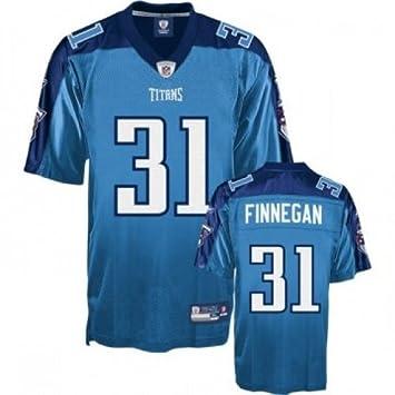 NFL Football Trikot/Jersey ONFIELD TENNESSEE TITANS Finnegan #31 blau in  sz52 XXL (