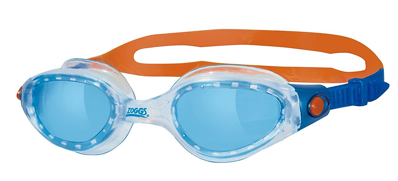 Zoggs Phantom Elite Gafas de natación, Hombre, Azul, Única: Amazon.es: Zapatos y complementos