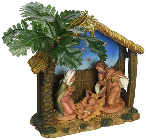 Holy Family Christmas Ornament - 7