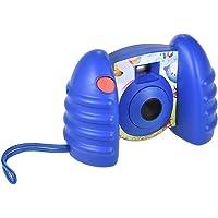 TOPTOO Cámara digital para niños Cámara fotográfica digital de 2MP, video en alta definición, videocámara DV con 1.44 pulgadas, pantalla TFT de 0.3MP sensor CMOS para niño niña, cumpleaños, juguete de